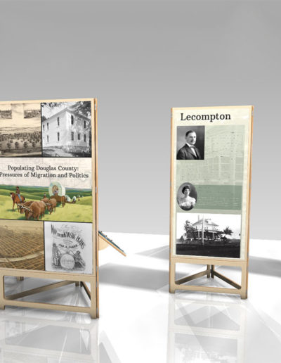 Douglas County Traveling Exhibit