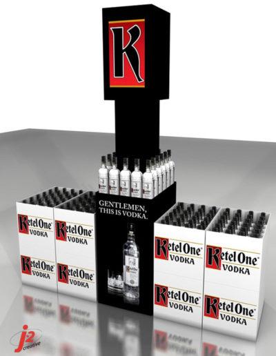 Ketel One Single Column