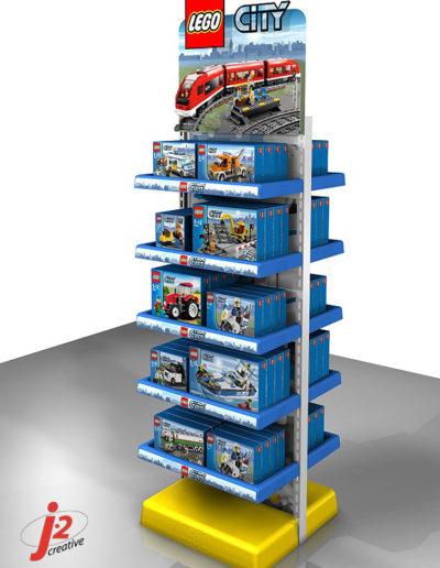 Lego 24 Inch Floorstand 1