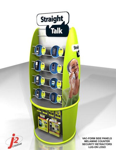 Net 10 WM Kiosk A