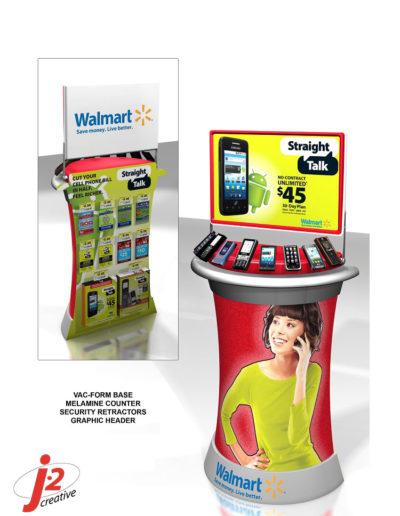 Net 10 WM Kiosk C