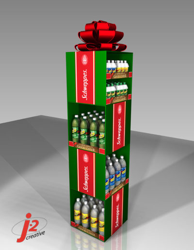 Schweppes Holiday Cubes