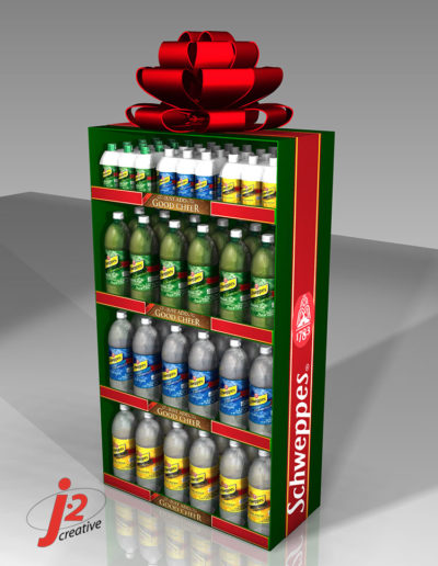 Schweppes Holiday Gift